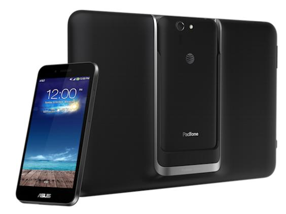 ASUS' modular PadFone X is finally coming to AT&T for $199