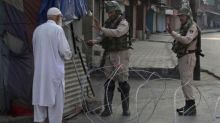 Kashmir city on lockdown after calls for protest march