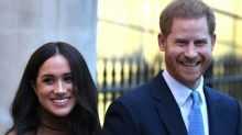 Harry und Meghan: Instagram-Rückblick auf ihre guten Taten