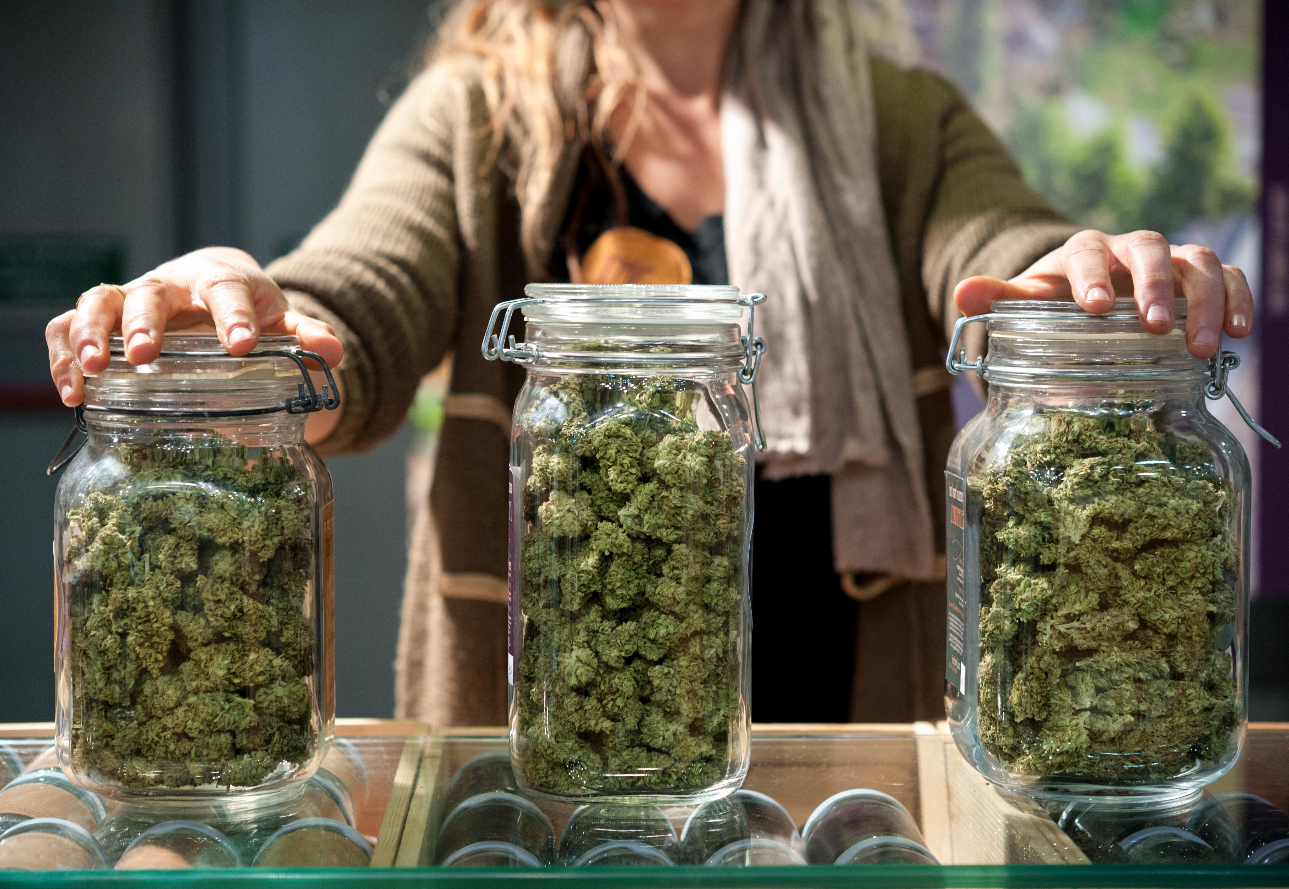 Why California's legal pot industry is struggling against the black market
