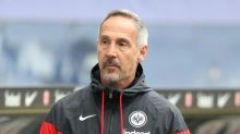 Frankfurt coach Huetter to take charge of Moenchengladbach next season