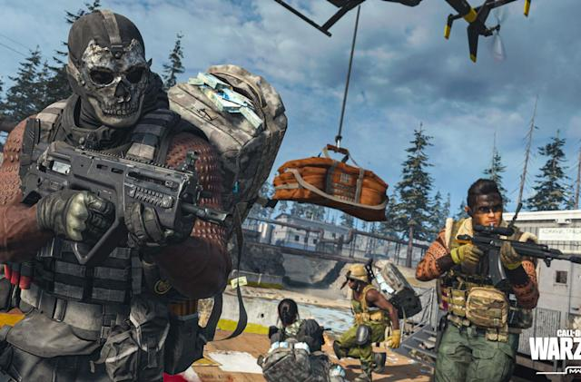 The Morning After: 'Call of Duty: Warzone' joins the free battle royale trend