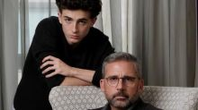 Correction: Film-Chalamet and Carell story