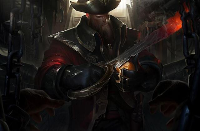 'League of Legends' pirate Gangplank is dead; long live Gangplank