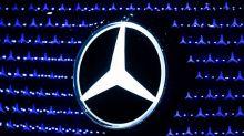 Daimler's earnings plunge as coronavirus hammers sales