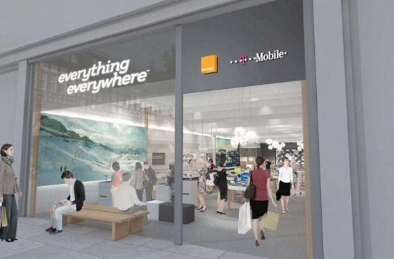 T-Mobile and Orange to rebrand as Everything Everywhere, sell 4G spectrum to rival Three (update)