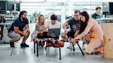Why is Facebook doing robotics research?