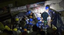 Mexico earthquake: Trapped girl who sparked 30-hour rescue mission turns out 'not to exist'