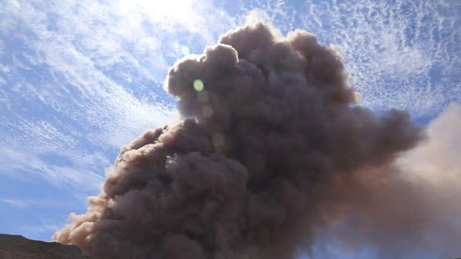 AP Hawaii Volcano