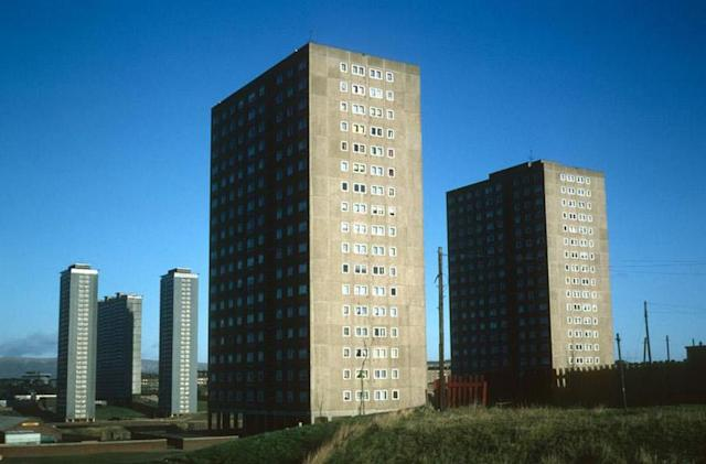 Of course the UK's depressing tower blocks are getting a digital archive