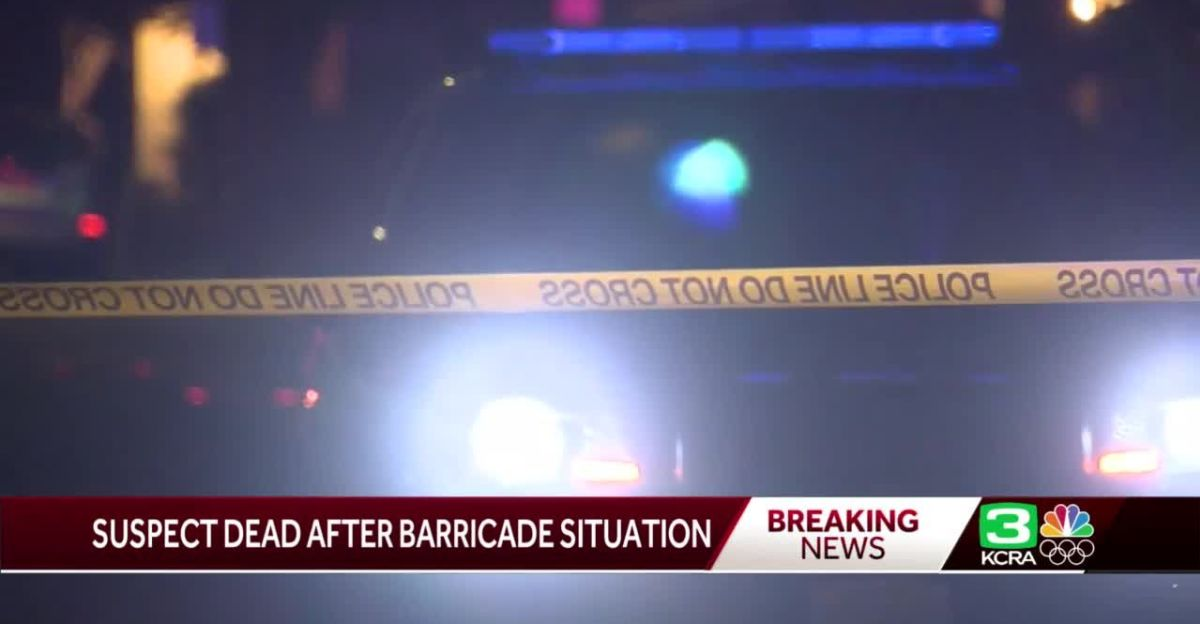 Woman Accused Of Interrupting A Police Standoff While