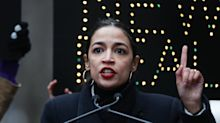 Ocasio-Cortez: A system that allows billionaires to exist alongside extreme poverty is immoral