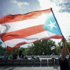 Puerto Rico, the United States' Caribbean island