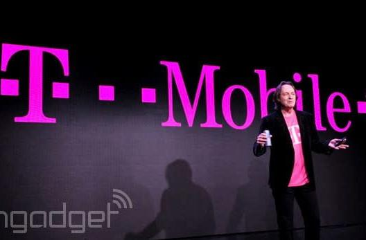 T-Mobile's new family plan gives everyone unlimited data