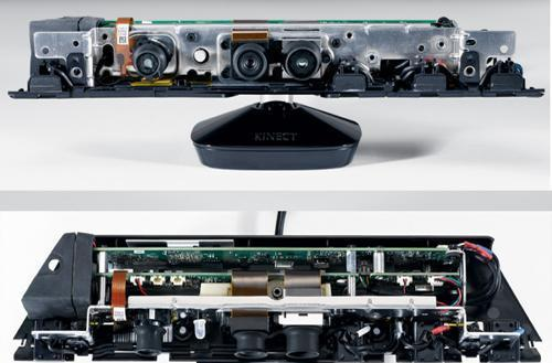 Microsoft pulls apart a Kinect camera, tickles your non-gaming fetish