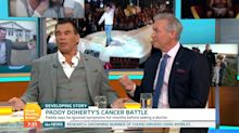 'My Big Fat Gypsy Wedding' star Paddy Doherty opens up about six-hour op to beat prostate cancer