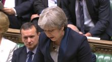 Britain's May suffers Brexit defeat