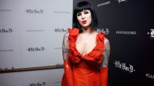 Kat Von D Pregnant With First Child -- See the Pic!