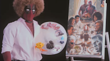 'Deadpool 2' teaser: Ryan Reynolds paints an impressionistic preview of bonkers sequel
