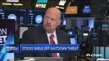 Jim Cramer: Government shutdown is bad, but gives buying ...