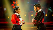 Strictly's Michelle Visage calls Giovanni 'my rock' as she dismisses rift rumours