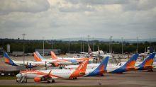 Travel stocks slump in London as FTSE 100 slips