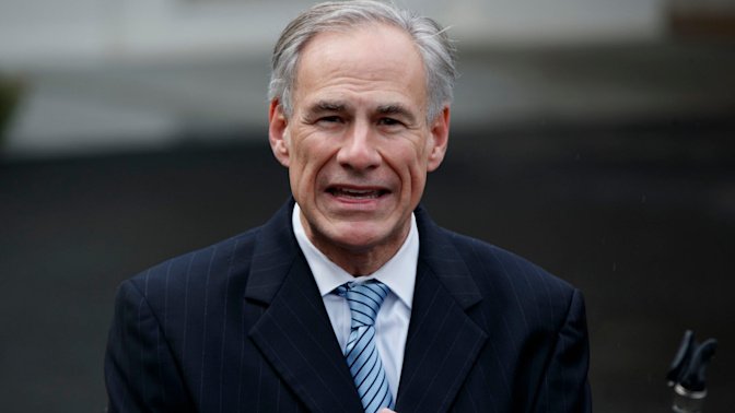 Texas governor Greg Abbott criticised for joke about shooting journalists