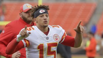Mahomes' taste in food may turn your stomach