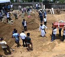 Islamic State Says Its Fighters Carried Out Sri Lanka Attacks