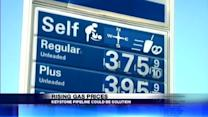 Harper weighs in on possible solution to rising gas prices