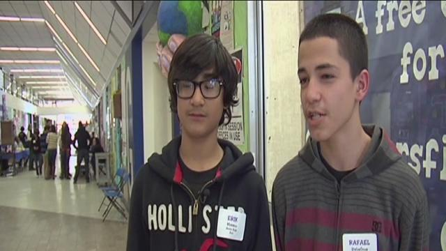 Competition Helps Students For A Future In Science
