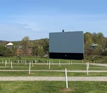 Drive-in movie theater 'sold-out' with less than a week to prepare