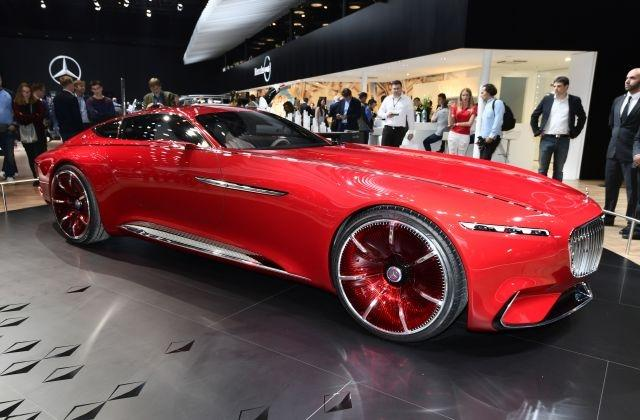 Paris Motor Show Announces Dates For Upcoming Edition - Upcoming auto shows