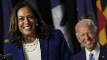 'Waiting for this day': Touching tribute to Kamala Harris from across the world