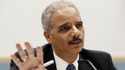 Holder hammered over 'Fast and Furious'