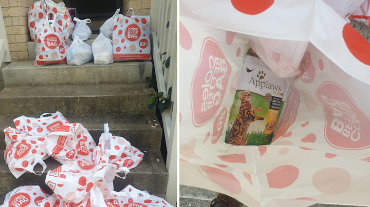 Coles reveals truth about 'unnecessary' plastic bag policy
