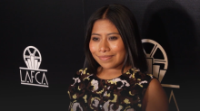 """Everything You Need to Know About """"Roma"""" Star Yalitza AparicioDefault"""