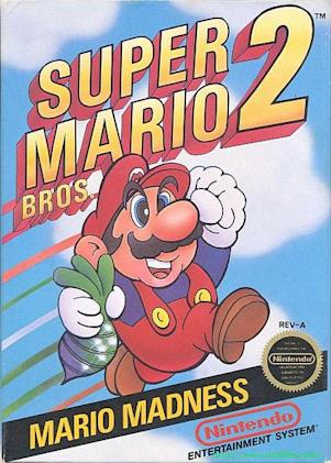 Super Mario Bros. 2, Ecco 2 and Dragon Spirit run/swim/fly onto Virtual Console
