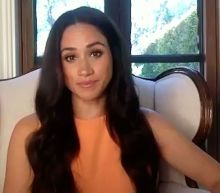 Meghan Markle: 'There's So Much Toxicity Out There'