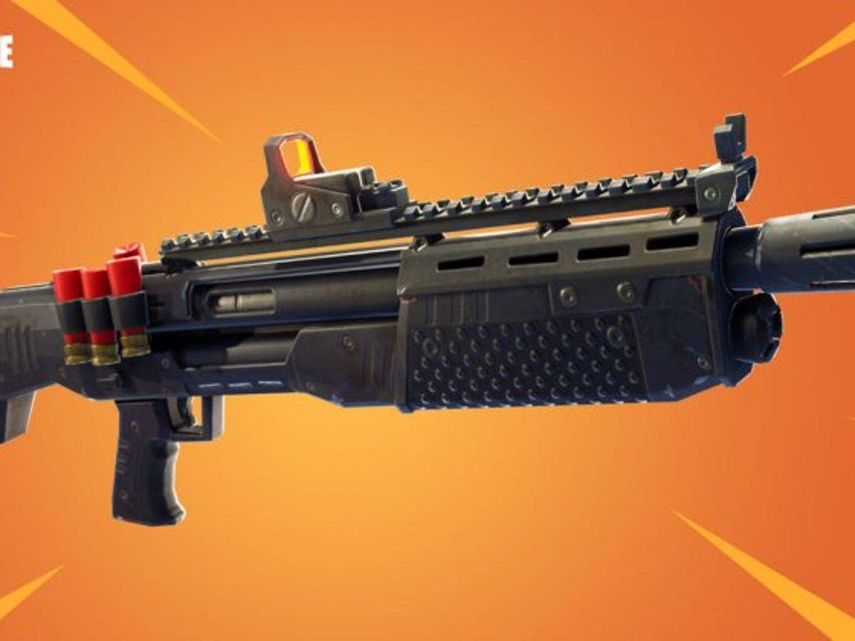 Shotgun Buff for 'Fortnite' v5 30 Update Teased by Lead Game