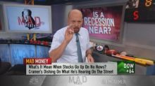 Cramer: Drug stocks' rally doesn't mean a recession is on...