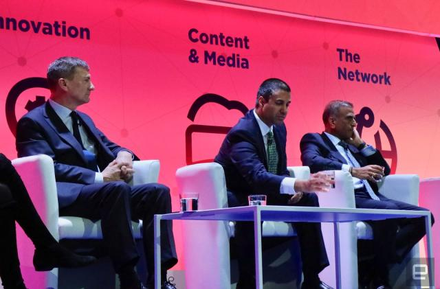 FCC Chairman Ajit Pai: 'We need smart networks, not dumb pipes'
