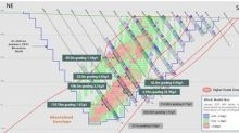 Montage Reports Positive Infill Drill Results Including 4.95m Grading 22.25g/t within 200.50m Grading 1.51g/t