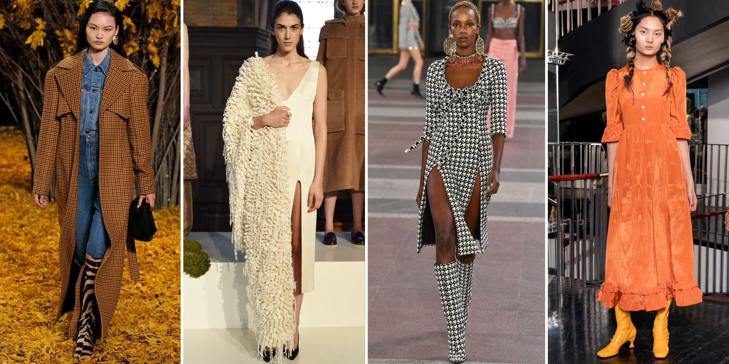 The 10 Highlights To Know From New York Fashion Week Fall 2019