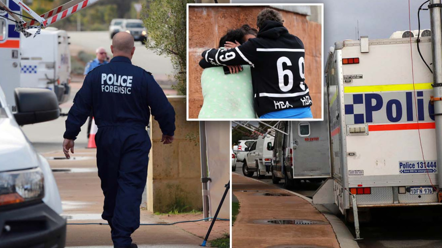Teen charged after mum and two children, 8 and 15, found dead at home