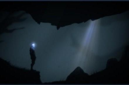 Kickstarter project The Fall is sci-fi Limbo by way of Super Metroid