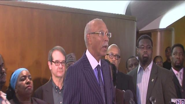 Detroit Mayor Dave Bing says Michigan Governor Rick Snyder will announce state takeover of the city