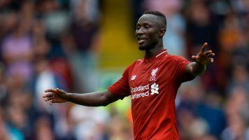 Newcomer Keita shines in Liverpool romp