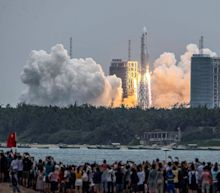The US is tracking an uncontrolled Chinese rocket traveling at 18,000 mph that is expected to crash down around May 8