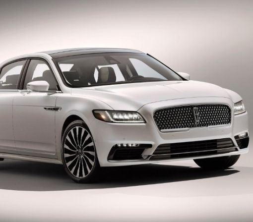 5 Fast Facts: 2017 Lincoln Continental
